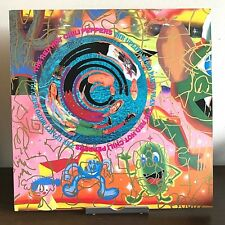 The Uplift Mofo Party Plan Red Hot Chili Peppers 1st Press 1987 Vinyl Records