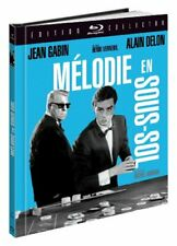 Melodie en Sous-sol Edition Digibook Collector livret EuropaCorp Blu-ray