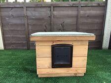 Cat /small dog Kennel/ Shelter ~ House / DELIVERED FULLY ASSEMBLED