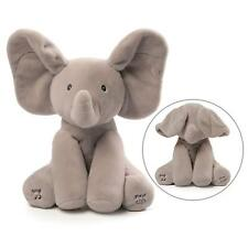 Gund Baby Animated Musical Talking Flappy The Elephant Plush Toy