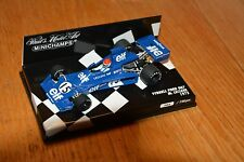 400750115 Tyrrell Ford 007 M. Leclere 1975 1:43