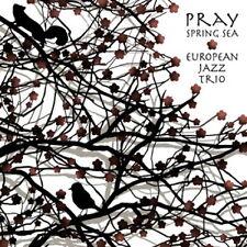 European Jazz Trio - Pray : Spring Sea OBI CD, PONY CANYON 2012 Korea New