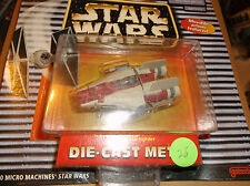 MICRO MACHINES STAR WARS A-WING STARFIGHTER