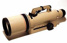 ** OBJETIVO LENTE ZOOM CANON FD 150-600mm 1:5.6 L . JAPÓN.**