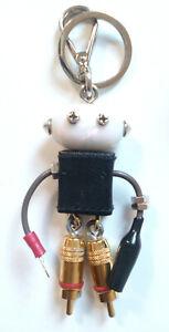 PRADA Robot KEYCHAIN Bag CHARM