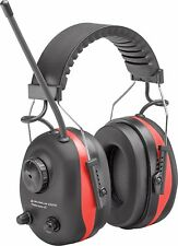 CASQUE ANTIBRUIT PROTECTION AUDITIVE ELECTRONIQUE SNR 27 DELTAPLUS PIT RADIO 3