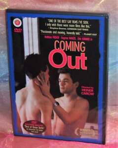 BRAND NEW RARE OOP GAY THEMED COMING OUT GERMAN ROMANCE LGBTQ MOVIE DVD 1999