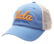 UCLA BRUINS NCAA SLOUCH TRUCKER UNSTRUCTURED SNAPBACK WASHED Z CAP HAT NWT