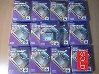 N64 Official/Genuine Nintendo 64 Controller Game Pak (Boxed) NUS-004 MEMORY PACK