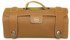 Lufthansa Business Class Amenity Kit Light Brown Vegan Empty