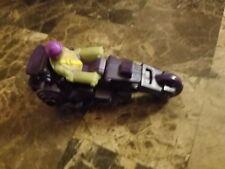 McDonalds 2012 Teenage Mutant Ninja Turtles No 2 Donatello Cycle Nickelodeon