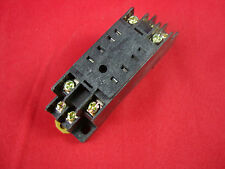 LOF OF 10PCS PYF08A RELAY SOCKET BASE
