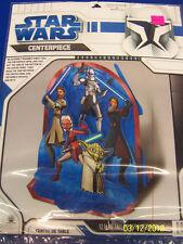 RARE Star Wars Clone Wars Cartoon Kids Birthday Party Decoration Centerpiece