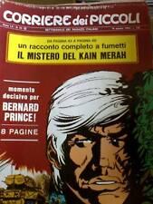 Il Corriere dei Piccoli 33 1968 Jacovitti PUFFI