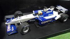 F1 WILLIAMS BMW FW23 2001 Schumacher 1/18 Minichamps 100010025 voiture miniature