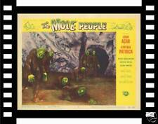 MOLE PEOPLE '56 ORIGINAL LOBBY CARD #7 w/ 7 MOLE PEOPLE - NEAR MINT CONDITION!