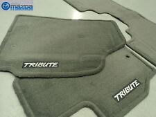 MAZDA TRIBUTE 2008-2011 NEW OEM GRAY CARPETED FLOOR MATS