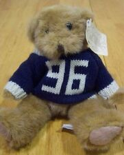 Russ Bears from the Past BEAR IN SWEATER Plush Toy NEW