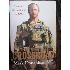 The Crossroad Military Book Bio Mark Donaldson VC SAS Afghanistan War vc medal