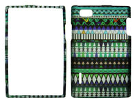l Blue Tribal  LG VS950 Intuition  Hard Case Phone Cover