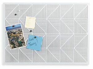 UMBRA Pinnwand Trigon Magnettafel Tafel weiß Ausstellungsstück 470790-660