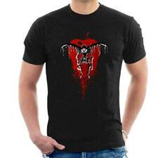 Deathnote Ryuk Shinigami Splatter Men's T-Shirt