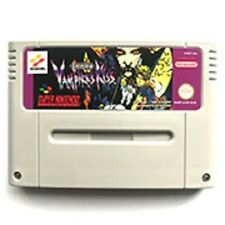 Castlevania Vampire's Kiss Super Nintendo SNES