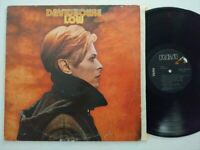 David Bowie Lp Low Rca Cpl1-2030 Promo 1st Press Indianapolis Promo