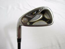 Used LH Taylormade r7 Draw Single 6 Iron REAX 55g Graphite Shaft Regular R Flex