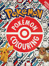 The Official Pokemon Colouring Book Pikachu & More by Pokemon New Paperback Book
