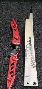 Core Archery Pro Metal 24 R/H Red