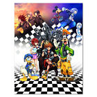 Kingdom Hearts Poster- Official Art - High Quality Prints