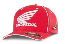 Cap Alpinestars Honda Flexfit RED Gr. L/XL Schirmmütze