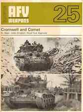 AFV Weapons Profile 25- Cromwell e Comet - DVD