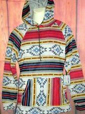 MENS BROOKLYN CLOTH TRIBAL HOODIE SWEATSHIRT SIZE XL
