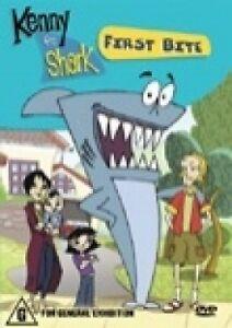 Kenny The Shark : FIRST BITE ( DVD ) 10 EPISODES - KIDS ANIMATION - REGION 4