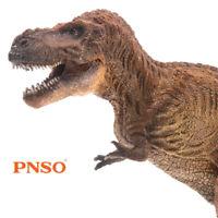 PNSO Tyrannosaurus Rex Wilson Tyrannosauridae Dinosaur T-Rex Toy Animal Model