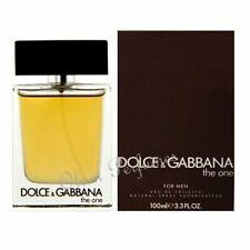 Dolce & Gabbana The One Men Eau de Toilette Spray 3.3oz 100ml, Unbox,no box
