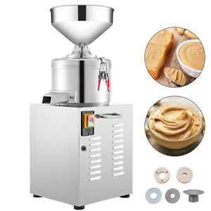 Commercial Peanut Butter Maker Electric Peanut Butter Maker Machine 1100w