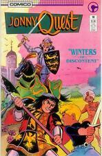 Jonny Quest # 10 (Marc Hempel) (USA, 1987)