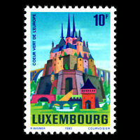 Luxembourg 1983 - Luxembourg, Green Heart of Europe - Sc 699 MNH