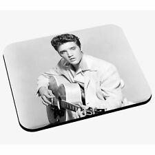 Tapis de Souris Elvis Presley Chanteur Vieille Musique Original 7