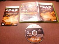 Microsoft Xbox 360 CIB Complete Tested Fear Files Ships Fast