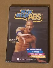 Hip Hop Abs - Fat Burning, Ab Sculpt, Total Body (DVD, 2007, )