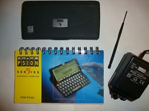 Psion Series 5 PDA, 8MB in Very Good condition plus manual, & PSU