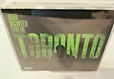 John Digweed Live in Toronto 3XCD Boxed set