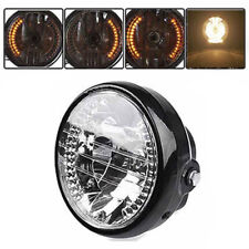 Universal 7Inch Motorcycle Headlight LED Turn Signal Light For Motorcycle CH