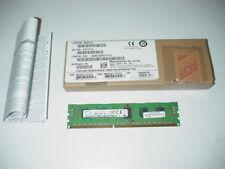NUR SERVER WORKSTAION MIT ECC SUPPORT! Lenovo 4GB PC3-12800 DDR3 RAM SPEICHER-