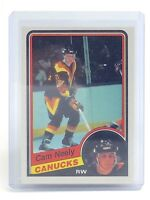 1984-85 Cam Neely #327 Right Wing Vancouver Canucks O-Pee-Chee Hockey Card I018