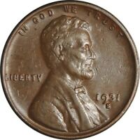 1931-S  1C Lincoln Wheat Cent   XF Condition    (050221325)